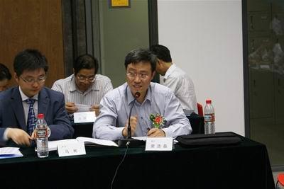 业主代表有海淀区市政管委会赵丽霞女士,以及青岛市亮化办崔熙河先生.
