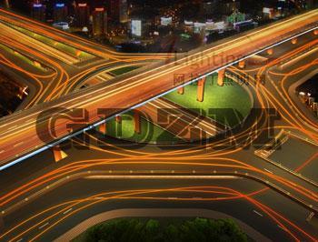 沈阳文化路立交桥照明设计(组图)