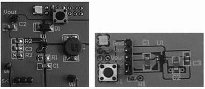 手机相机的低压闪光灯电路设计 图
