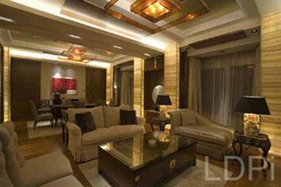如何设计酒店总统套房的照明(图)