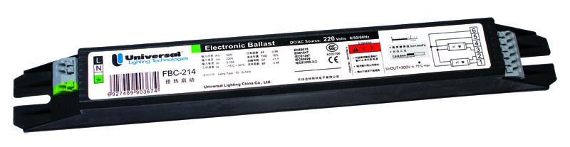 高效能电子镇流器(fbc接线端子型)