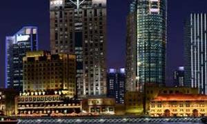 上海北外滩多维照明规划设计